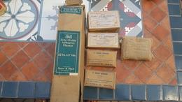 Last Day ! US ARMEE WW2 - LOT Matériel Pharmacie - Zinc Oxide Adhesive , Bandage Etc - 1939-45