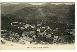 Carte Postale Ancienne Tavera - Corso Et Poggio - France