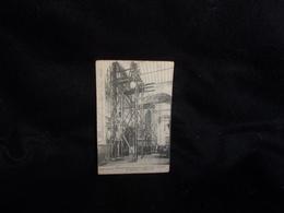 """Publicité.Paris 7 ème.Gare D 'Orsay.Echafaudages """" Hector Lièvre """" Quai D' Ivry 13 ème .Cliché Peu Courant .Voir 2 Scans - France"""