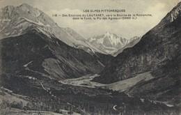 CPA - Des Environs Du Lautaret - Vers La Source De La Romanche,le Pic Des Agneaux - Hautes  Alpes - 05 - France