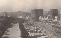 CPA - La Coruña - Avenida De Los Cantones - La Coruña