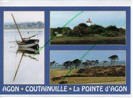 AGON COUTAINVILLE LA POINTE D'AGON - France