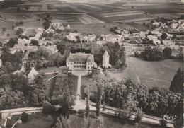 03 - JENZAT - Vue Générale Aérienne Et Le Château - Francia