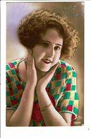 CPA - Carte Postale Pays Bas- Dame Pensive-1927 VM3998 - Vrouwen
