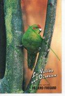 VILLIERS-FOSSARD LA VALLEE AUX OISEAUX -PARC ANIMALIER (zoo) - France