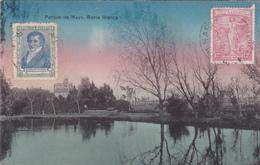 Argentine / Argentina - Bahia Blanca - Parque De Mayo - 1921 - Argentine