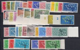 Europa Cept 1962 Year Set 18 Countries ** Mnh (43290) - 1962