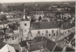 03 - LE VEUDRE - L' Eglise - Francia