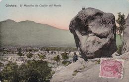 Argentine / Argentina - Cordoba - El Monolito De Capilla Del Monte - 1909 - Argentine