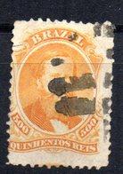 Sello  Nº 29  Brasil - Brasil