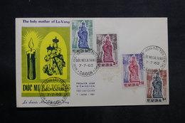 VIÊT-NAM - Enveloppe FDC En 1962 - Sainte Marie - L 33488 - Viêt-Nam