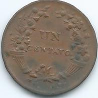 Peru - 1942 - 1 Centavo - KM208a - Peru