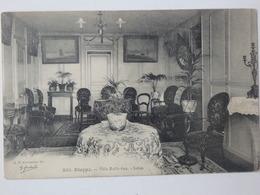 Dieppe, Villa Belle-Vue. Salon. - Dieppe
