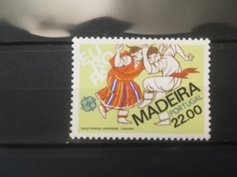 FRANCOBOLLI STAMPS PORTOGALLO PORTUGAL MADEIRA 1981 MNH** NUOVI EUROPA FOLKLORE - Madeira