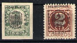 España Cádiz Nº 11/12. Año 1937 - Emissions Nationalistes