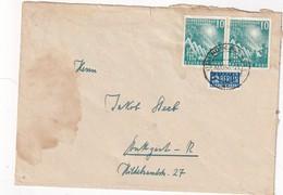 BUND 1949 LETTRE DE MÜNCHEN - Cartas