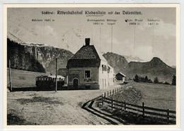 ITALIA -  RENON-RITTEN    TRAIN - ZUG-TREIN- -TRENI- GARE -BAHNHOF- STATION- STAZIONE-    2  SCAN     (NUOVA) - Treni