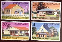 Norfolk Island 1981 Christmas MNH - Norfolk Island