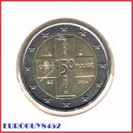 BELGIE - 2 € COM. 2014 UNC - RODE KRUIS - Belgique