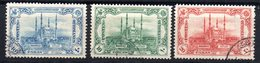Sellos  Nº 174/6  Turquia - 1858-1921 Imperio Otomano