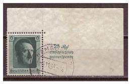3.Reich: 1937:  Nr. 648, Gestempelt - Germany