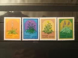 FRANCOBOLLI STAMPS PORTOGALLO PORTUGAL MADEIRA 1982 MNH** NUOVI  SERIE COMPLETA FIORI FLOWERS - Madeira