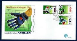 Antillas Holandesas Nº 981/3 (sobre Primer Día) - Antillas Holandesas