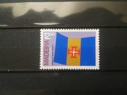 FRANCOBOLLI STAMPS PORTOGALLO PORTUGAL MADEIRA 1983 MNH** NUOVI  THE FLAG OF MADEIRA REGION - Madeira