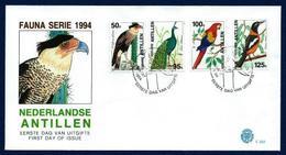Antillas Holandesas Nº 973/6 (sobre Primer Día) - Antillas Holandesas