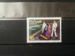 FRANCOBOLLI STAMPS PORTOGALLO PORTUGAL MADEIRA 1984 MNH** NUOVI  SERIE MEANS OF TRANSPORT - Madeira