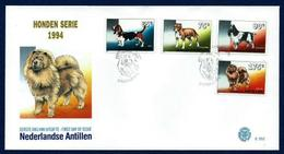 Antillas Holandesas Nº 969/72 (sobre Primer Día) - Antillas Holandesas