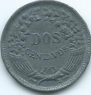 Peru - 1951 - 2 Centavos - KM228 - Zinc - Peru