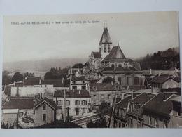Triel-sur-Seine, Vue Prise Du Côté De La Gare. - Triel Sur Seine
