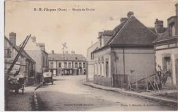 61 -   NOTRE DAME D'ASPRES   Route De Crulai - France