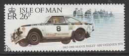 Isle Of Man 1988 Rally Isle Of Man 26 P Multicolored SW 359 O Used - Isle Of Man