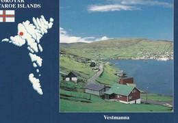 Foroyar  Faroe Islands Vestmanna - Faroe Islands