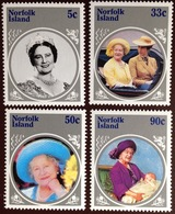 Norfolk Island 1985 Queen Mother MNH - Norfolk Island