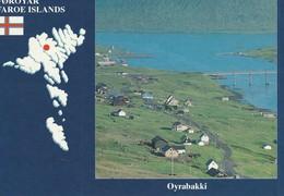 Foroyar  Faroe Islands Oyrabakki - Faroe Islands