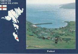 Foroyar  Faroe Islands Porkeri - Faroe Islands