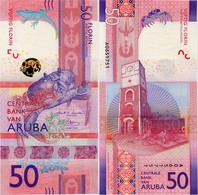 ARUBA       50 Florin       P-New       1.1.2019       UNC - Aruba (1986-...)