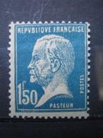 FRANCE  TYPE PASTEUR N° 181 NEUF**  - COTE 25 EUROS- A 10% DE LA COTE - France