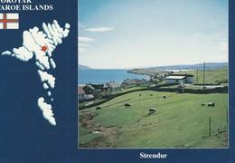 Foroyar  Faroe Islands Strendur - Faroe Islands