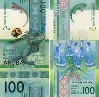 ARUBA       100 Florin       P-New       1.1.2019       UNC - Aruba (1986-...)