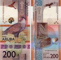 ARUBA       200 Florin       P-New       1.1.2019       UNC - Aruba (1986-...)