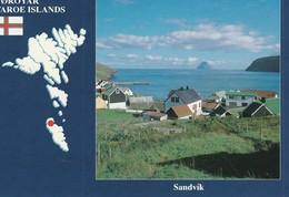 Foroyar  Faroe Islands Sandvik - Faroe Islands