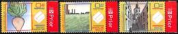 [154462]TB//**/Mnh-Belgique 2004 - N° 3246/48, Le Sucre, La Betterave, Tienen - Tirlemont, Industrie, SNC - Usines & Industries