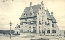 Nieuwpoort Nieuport  Le Presbytère(18) - Nieuwpoort