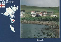 Foroyar  Faroe Islands Skalavik - Faroe Islands