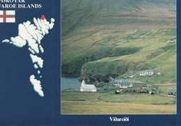 Foroyar  Faroe Islands Vidareidi - Faroe Islands