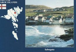 Foroyar  Faroe Islands Sydrugota - Faroe Islands